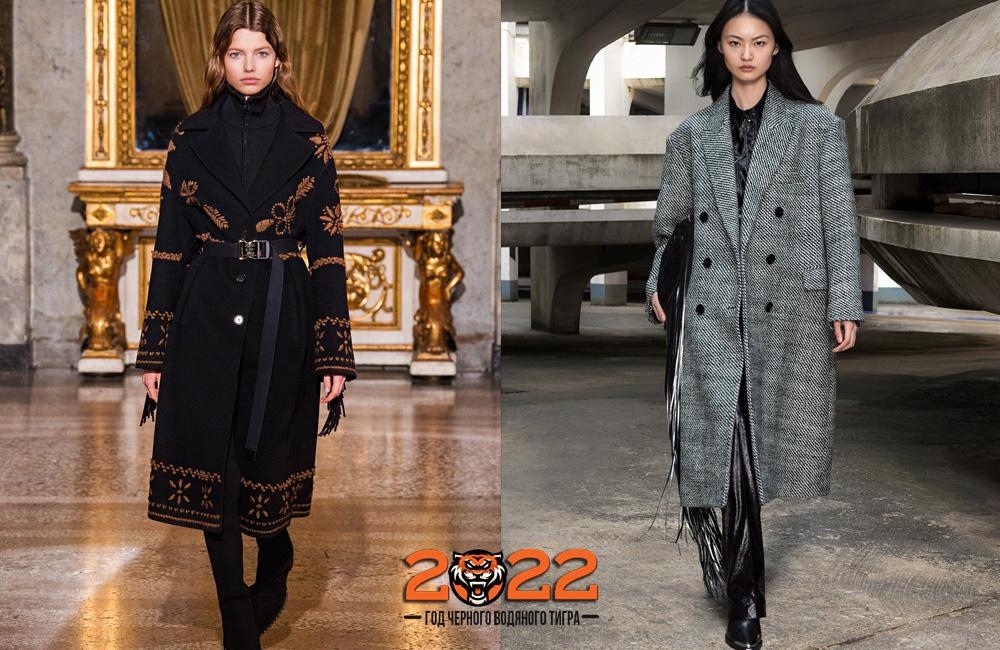 Легкое пальто - базовый гардероб на 2021-2022 год