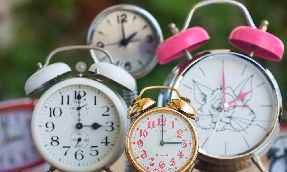 когда будут переводить часы в 2022 году