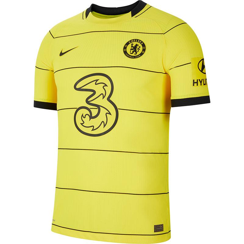 гостевая форма футболка Челси 2021-2022