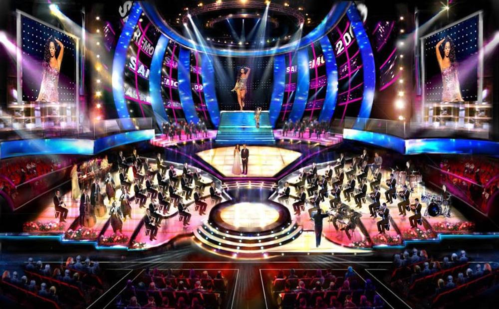 Сан-Ремо - возможное место проведения Евровидения 2022