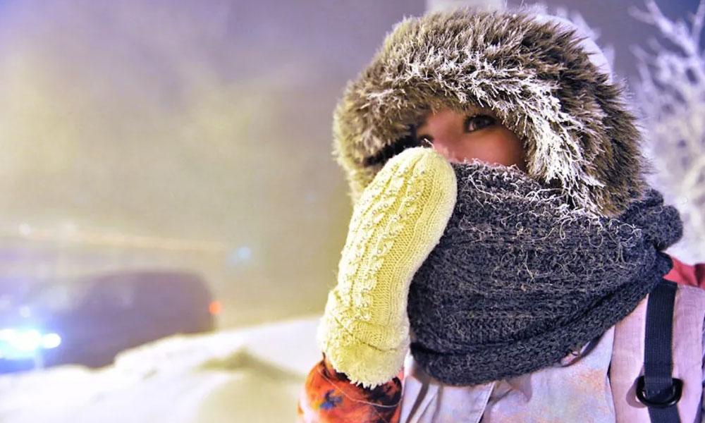 Прогноз погоды на зиму 2021-2022 года для всех регионов России