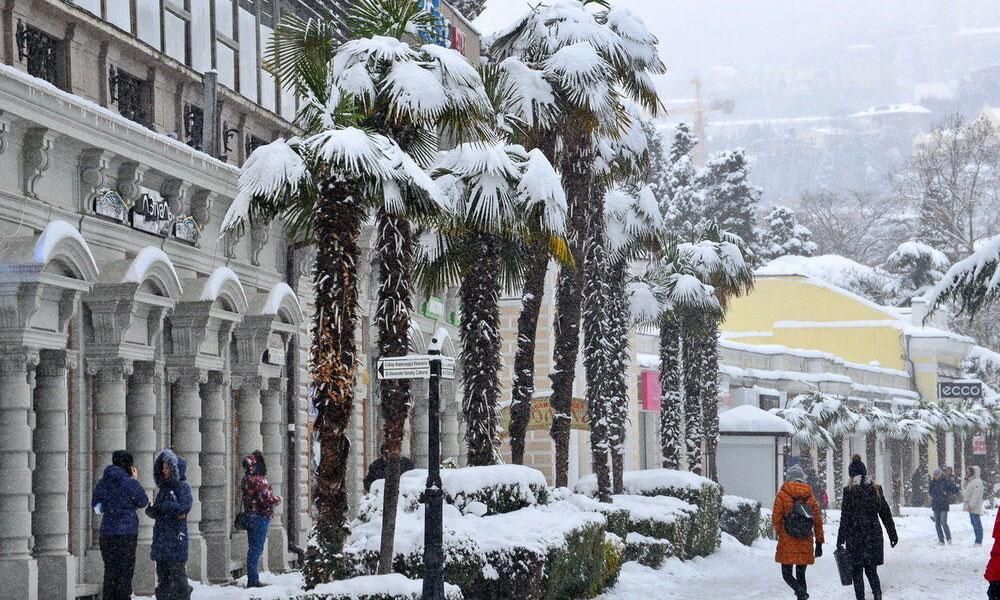 Какая будет зима 2021-2022 года в России: прогноз для Крыма