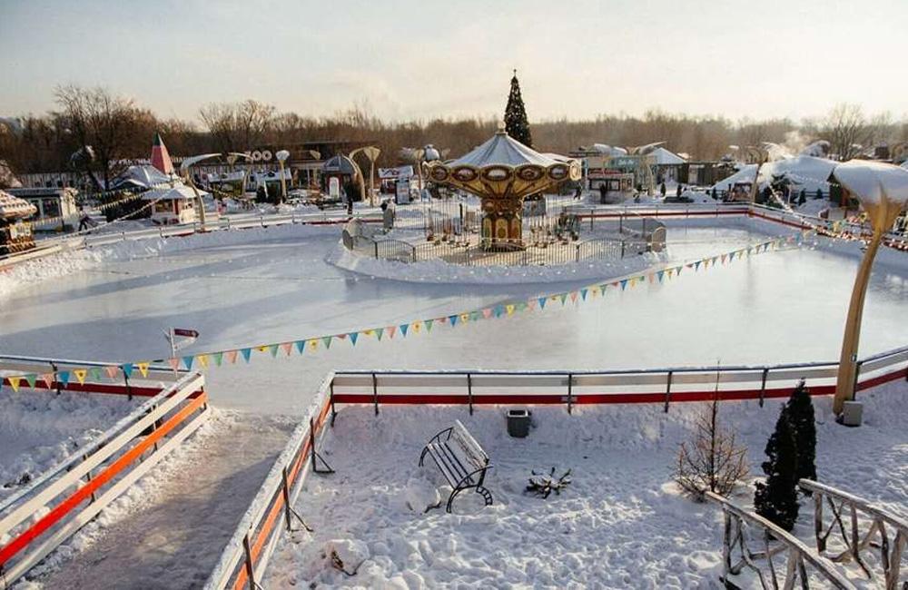Каток Воронцовский парк (Москва) 2021-2022 цены, расписание