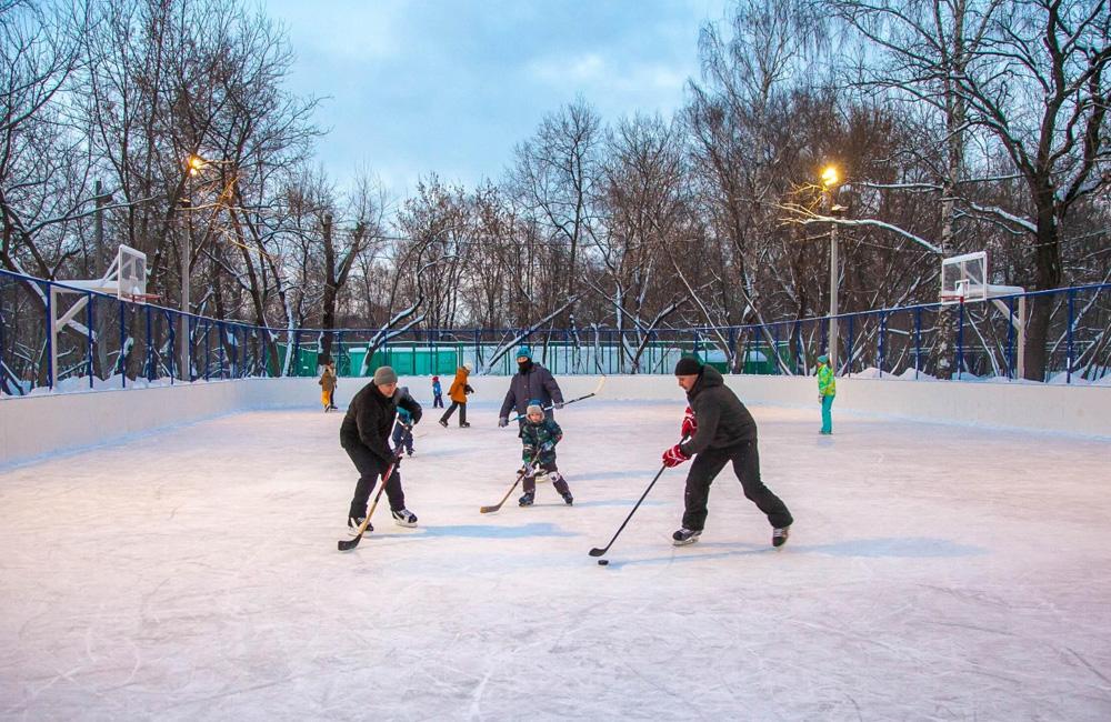 Каток в Люблино (Москва) 2021-2022 цены, расписание