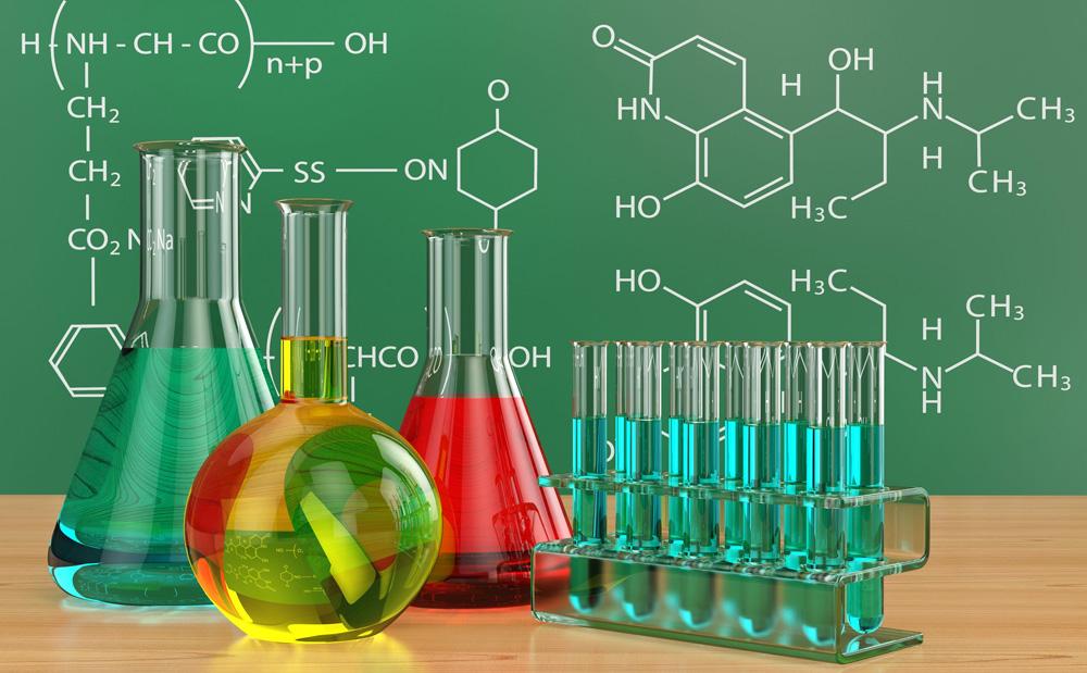 ОГЭ по химии 9 класс 2022
