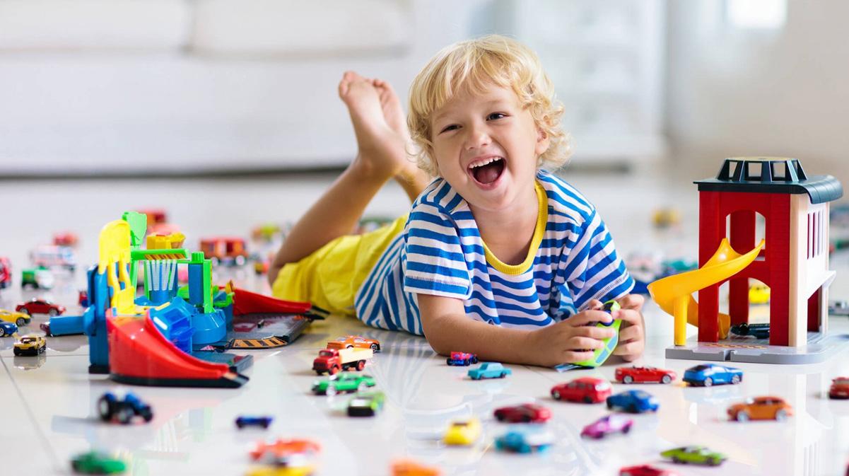 Подарки на Новый 2022 год детям 1-3 лет
