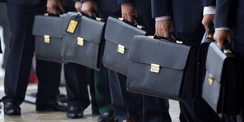 Портфели чиновников