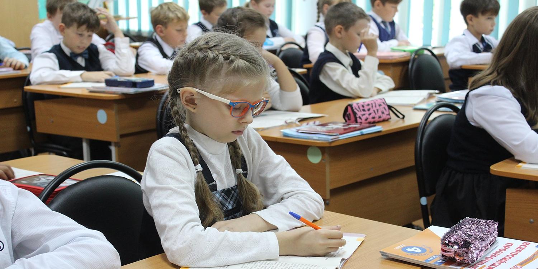 Дети пишут впр